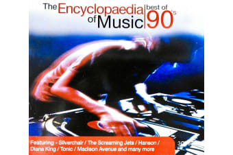 The Encyclopaedia of Music: Best of 90's BRAND NEW SEALED MUSIC ALBUM CD
