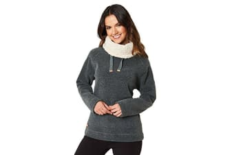 Regatta Womens/Ladies Haidee Fleece (Balsam Green)