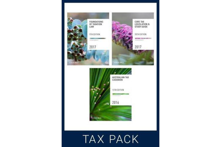 Foundations Student Tax Pack 2 2017
