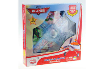 Planes Press-O-Matic Game