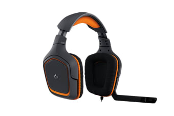 Logitech G231 Prodigy Gaming Headset (981-000629)