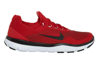 Nike Men's Free Trainer V7 Shoe (University Red/White/Black, Size 9.5)
