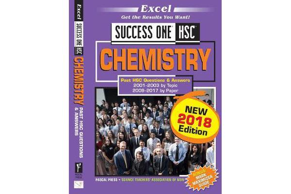 Excel Success One HSC - Chemistry Study Guide 2018