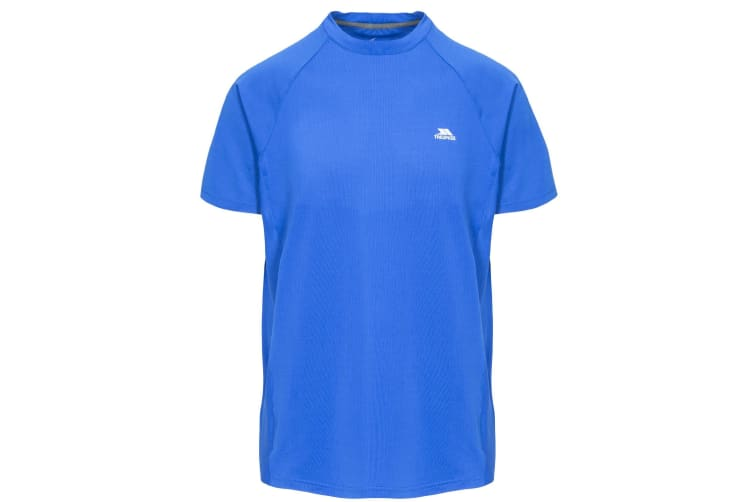 Trespass Mens Cacama Duoskin Active T-Shirt (Blue) (XXS)