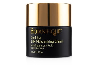 Botanifique Gold Era 24K Moisturizing Cream 50ml/1.7oz