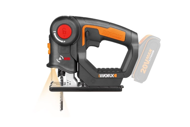 WORX 20V Axis Multi Purpose Saw (WX550.9)
