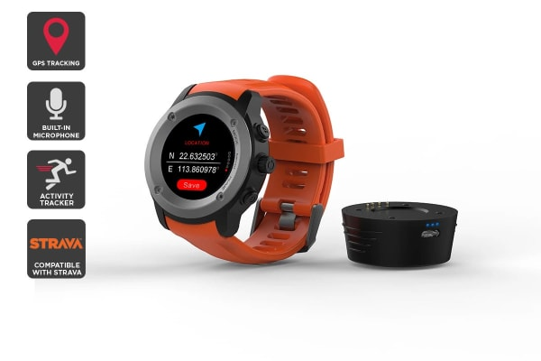 Kogan Multisport GPS Watch (Orange)
