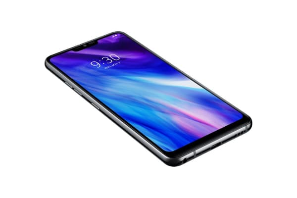 LG G7 ThinQ (64GB, Platinum Gray)