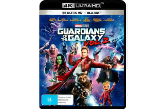 Guardians of the Galaxy Vol. 2 (4K UHD/Blu-ray)