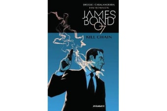 James Bond - Kill Chain HC