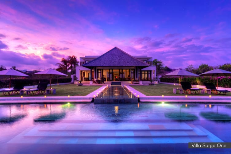 ULUWATU: 2 Nights at the Surga Villa Estate, Bali (Villa 2, 7 Bedroom)