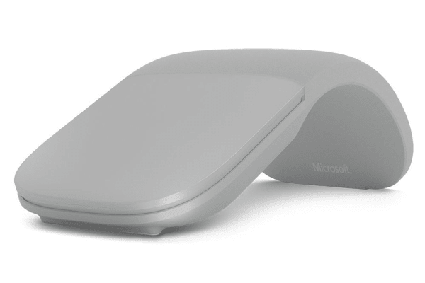 Microsoft Surface Arc Mouse (Light Grey)