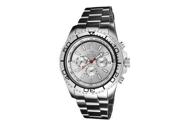 Victory Men's V-Earth Watch (5127-SS)