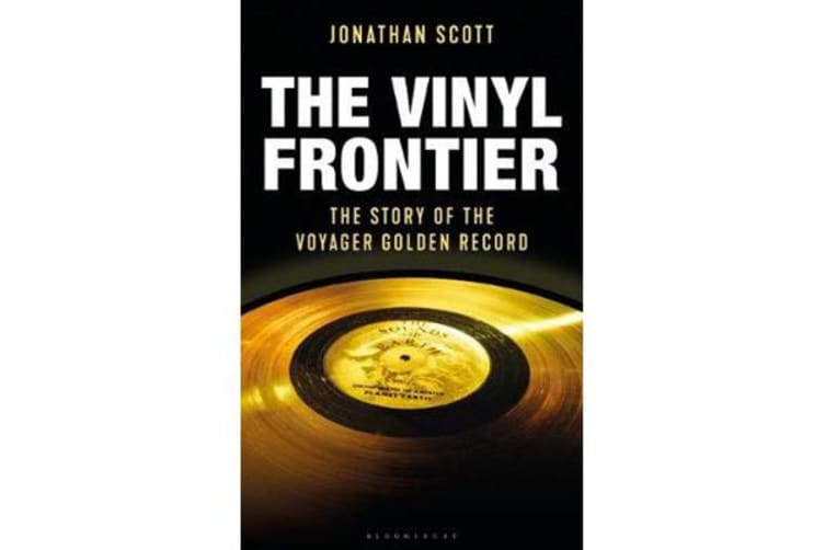The Vinyl Frontier - The Story of the Voyager Golden Record
