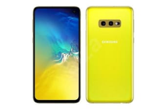 New Samsung Galaxy S10e Dual SIM 128GB 4G LTE Smartphone Canary Yellow (FREE DELIVERY + 1 YEAR AU WARRANTY)