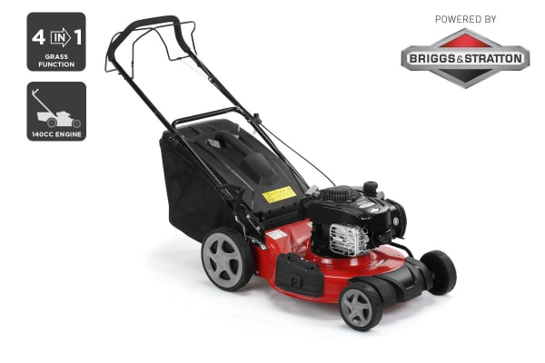 "Certa 20"" Briggs & Stratton Self Propelled Lawn Mower"
