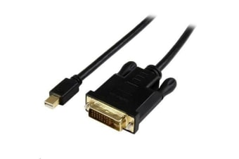 StarTech Mini DisplayPort to DVI Cable - 3ft
