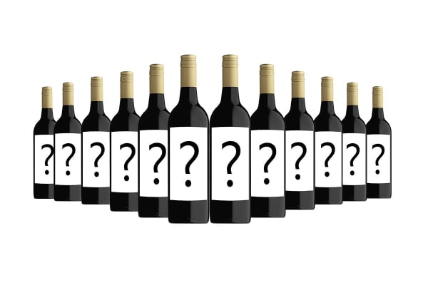 Exclusive Shiraz Export Only Mystery Collection (12 Bottles)
