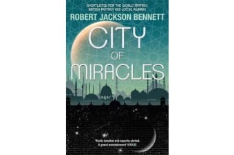 City of Miracles - The Divine Cities Book 3